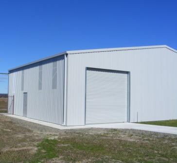 Gallery Of Sheds Steel Sheds In Australia