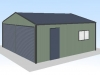 6x6x2-4-double-garage-2-roller-doors-shed-price-guide-3d