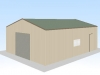 7x9x3-shed-single-door-price-guide-3d