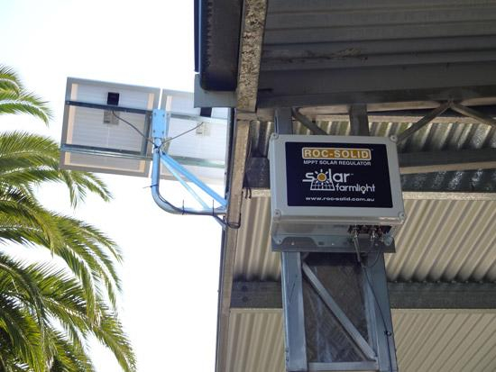 solar-powered-farm-shed-lights-mounted-panel-and-control-box