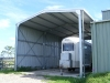shelter-for-horse-transport-truck-macleay-valley-nsw