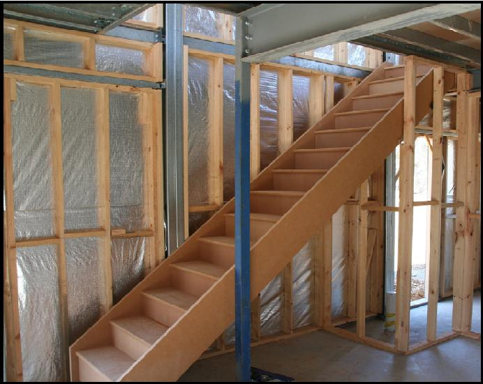 Shed Stairs For Sheds Homes Or Commercial Industrial