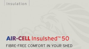 buy shed insulation air cell insulshed aircell