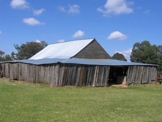 American barn or an aussie barn which shed do you need for Barn homes australia