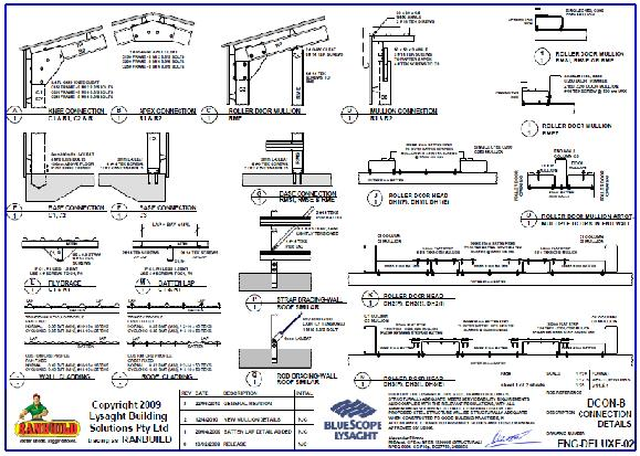 Steel Sheds Engineering What Is An Engineering Step