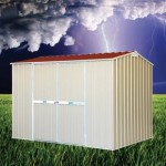 Storm Shed - Cyclone Rated Garden Sheds by Durabuilt