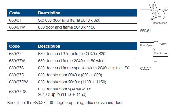 buy larnec 650 steel shed PA doors product list 1