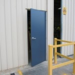 commercial shed steel door buy online prehung sentry larnec