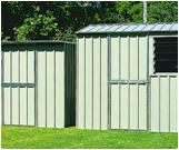How to build a storage bed build shed style porch roof for Garden shed regulations