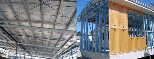 insulbreak air-cell kingspan shed insulation