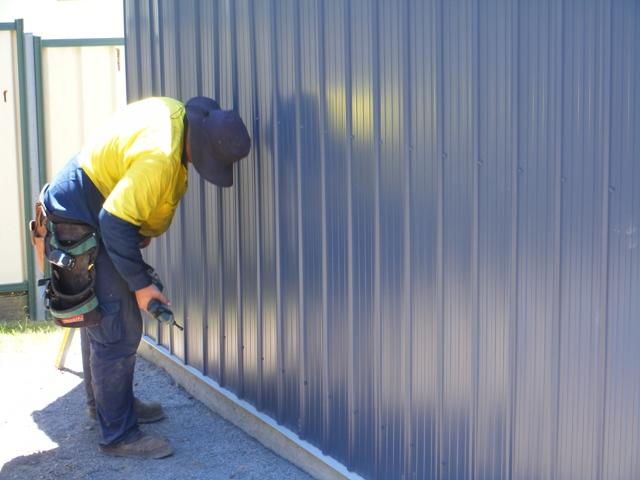 Buy Multiclad Colorbond Zincalume Sheeting Cladding for Shed | Steel Sheds in Australia