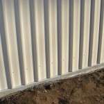 Lysaght Trimwall buy online for shed wall sheeting cladding