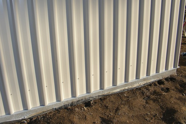 Trimdek Roof Sheeting and Wall Cladding, Lysaght, Colorbond or Zincalume