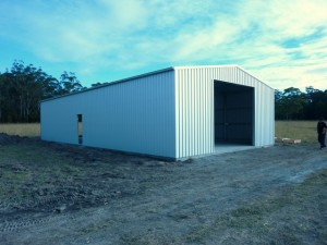 shed with trimwall cladding sheeting buy online