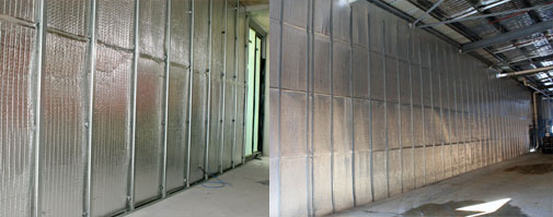 The Benefits Of Air Cell Retroshield Insulation In Steel