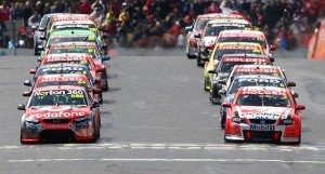 v8 super cars grid bathurst start