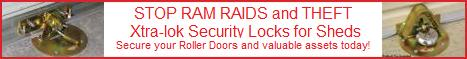 buy online xtra-lok roller door security locks 468x60 red banner