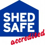 shedsafe logo copyright