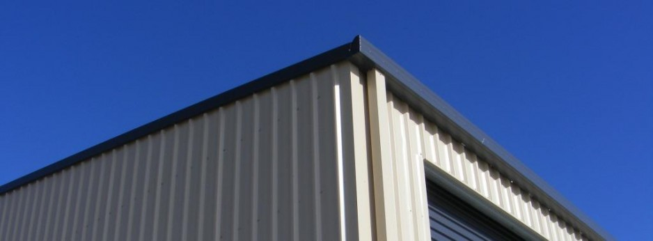 Barge Capping Barge Flashing For Sheds Garages Homes