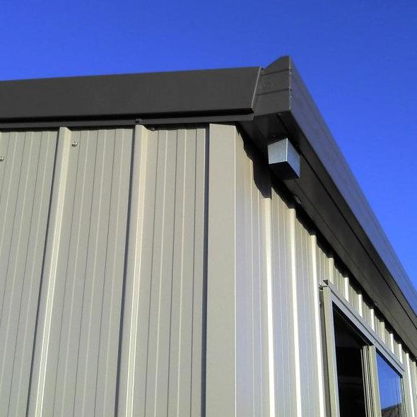 Corner Flashings, Colorbond, Zincalume, Sheds or Homes