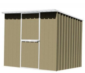 Skillion Roof EasyShed Garden Shed by Durabuilt buy online ShedBlog