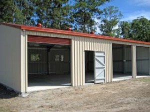Workshop Sheds Buying Guide For A 4 Bay Or Bigger Shed