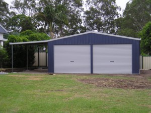 double garage 6 x 6 shed buying guide steel colorbond