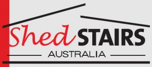 Shed Stairs Australia logo