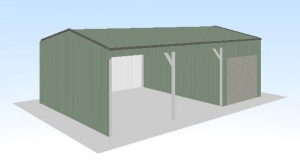 6x9x3-open-front-farm-shed-single-lock-up-price-guide-3d