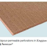 permicav close up vapour permeable perforations