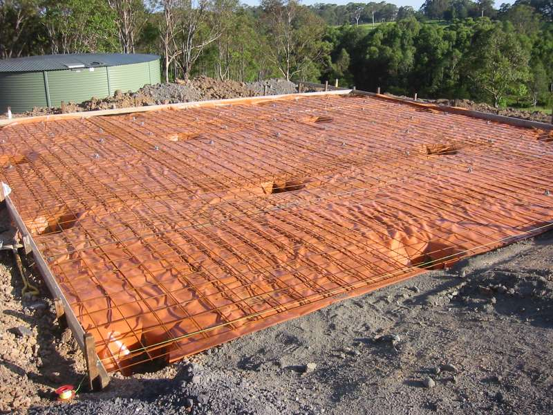 Shed Slabs – How to guide for concrete slabs for sheds and garages