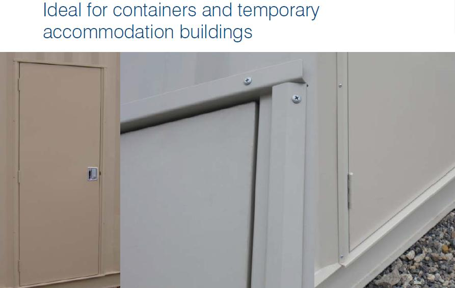 200CD container door - Larnec sentry 200 buy shipping container door