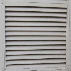 Wall Vents Fixed Louvered Louvre Vents Steel Sheds In