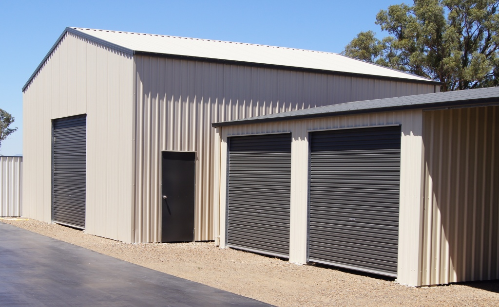 Buy Roller Doors Online For Sheds Garages Taurean Doors Steel