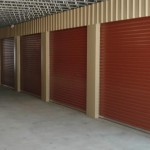 taurean roller doors used on storage units buy roller doors online