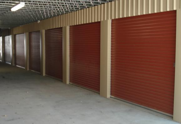 Taurean roller door systems for sheds and homes steel for Garden shed with roller door