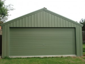wide domestic roller door Taurean doors