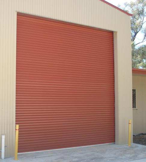 Buy Series B Industrial Rollers Doors For Sheds