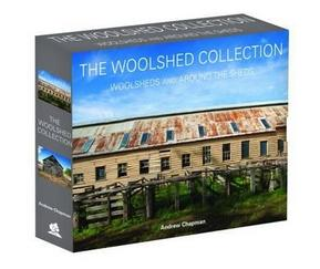woolshed collection slipcase edition buy online andrew chapman shed books