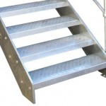 steel stairs for mezzanine floor system light galvanised steel stair kits