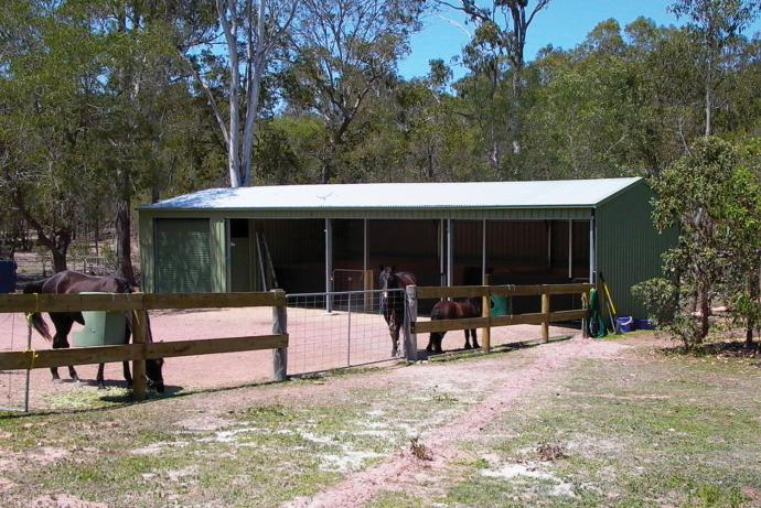 Everything You Must Take Into Consideration When Building a Steel Horse Stable