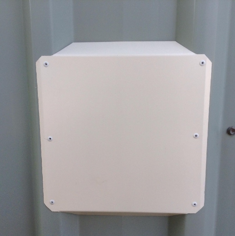Mount Plates to suit high profile cladding