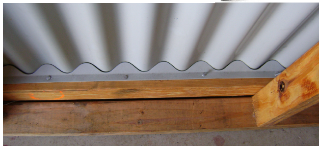 Steel Rat Proofing products for steel farm buildings & homes
