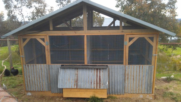 recycled_iron_chook_house_designed_and_built_by_yummy_gardens_melbourne