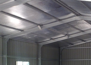 Should You Choose InsulShed 50 Or InsulBreak 65 For Your Steel Shed?