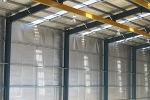kingspan insuliner for shed fire protection