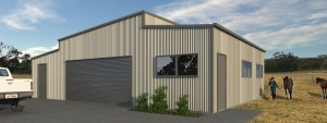 Wide Span Sheds barns & stables