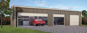 Wide Span Sheds park n play shed