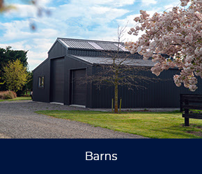 wide span sheds winter sale american barns special prices