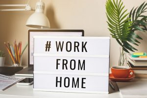 work from home by turning your shed or garage into a home office